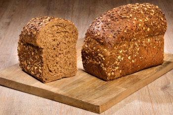 Woudkorn plaat brood