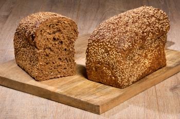 Grof volkoren sesam brood