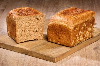Volkoren casino zonnepit brood