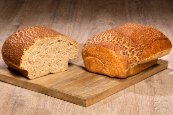 Tarwe tijger brood