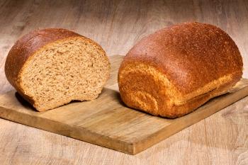 Volkoren vloer brood