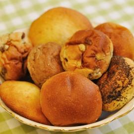 Ontbijtbroodjes 10 stuks