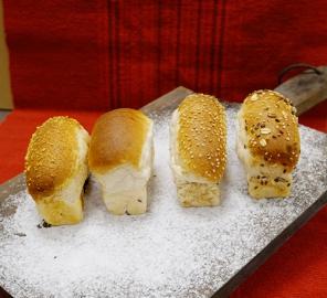 Zachte Busbroodjes